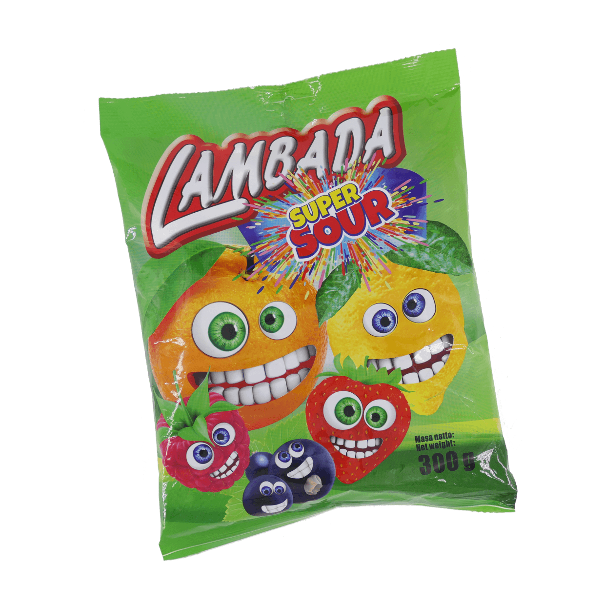 Lambada Super Sour