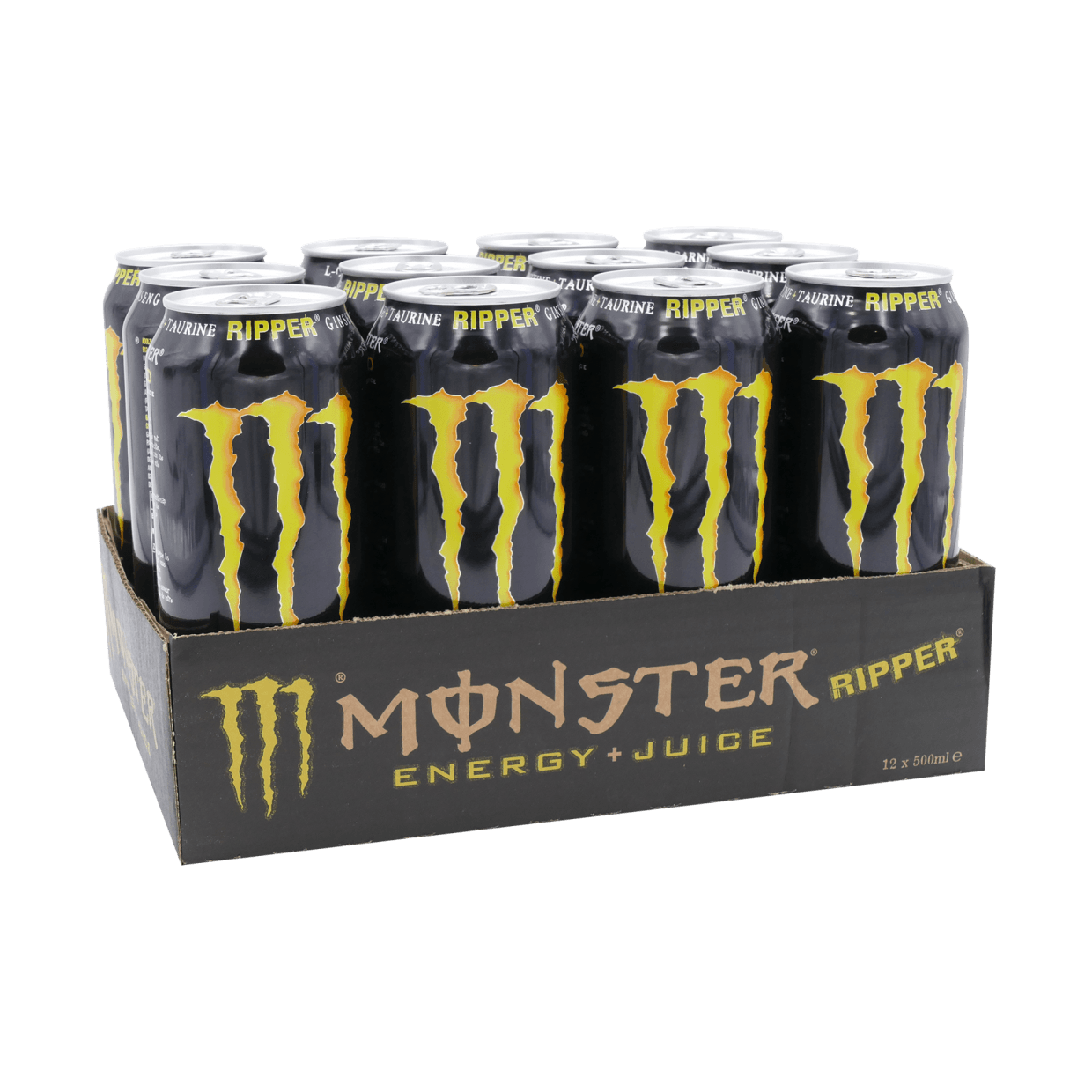 Monster Juiced Ripper