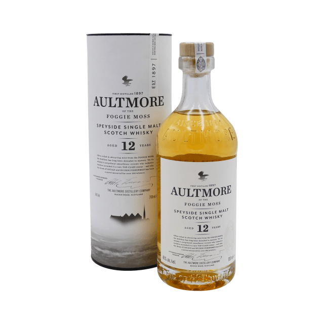 Aultmore 12Y Old Whisky