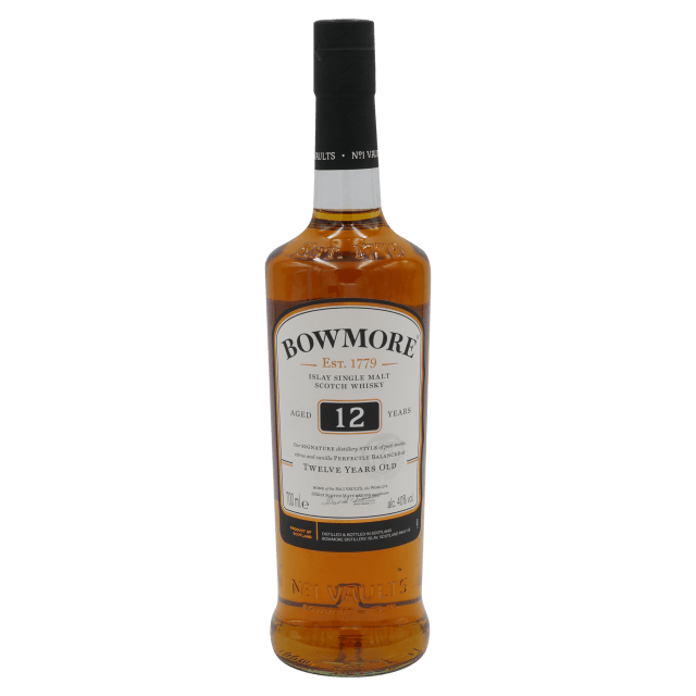 Bowmore 12 Years Old Whisky