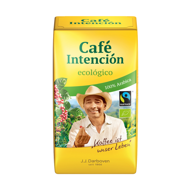 Cafe Intencion Ecologico