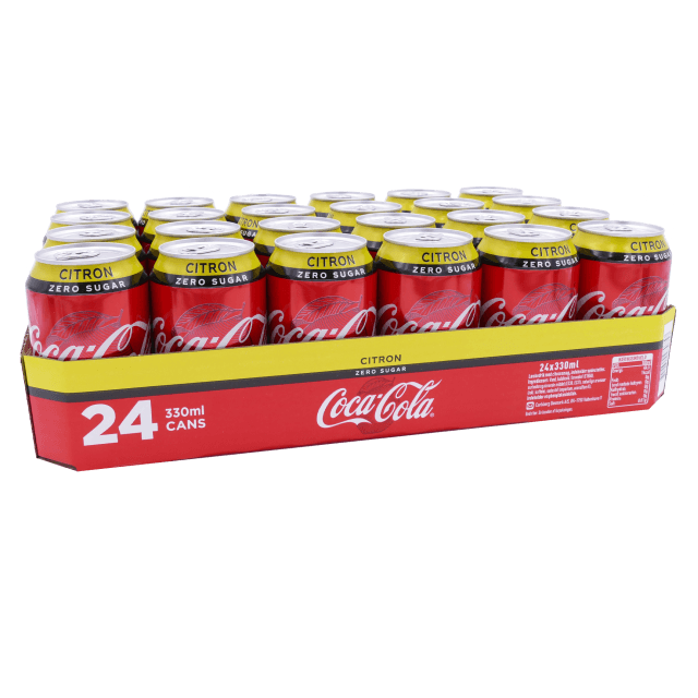 Coca Cola Zero Lemon