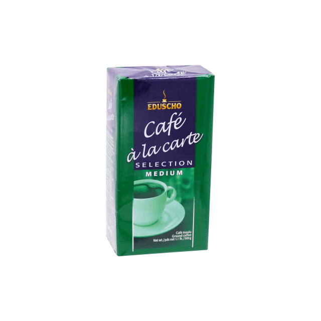 Eduscho Café a la Carte Medium