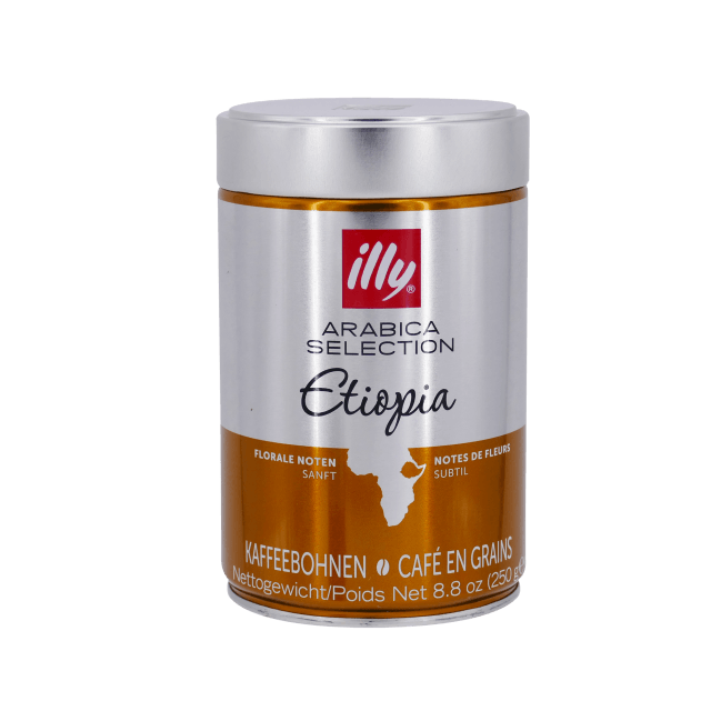 Illy Arabic Selection Etiopia