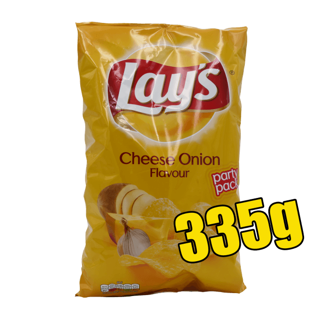 Lay's Cheese Onion Chips