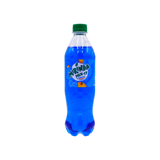 Mirinda Blueberry Orange
