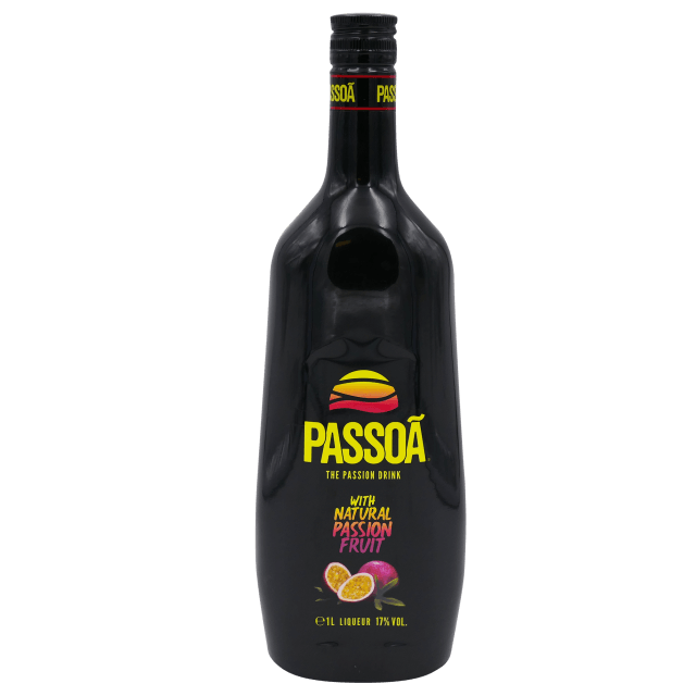 Passoa Passion Fruit 1000ml