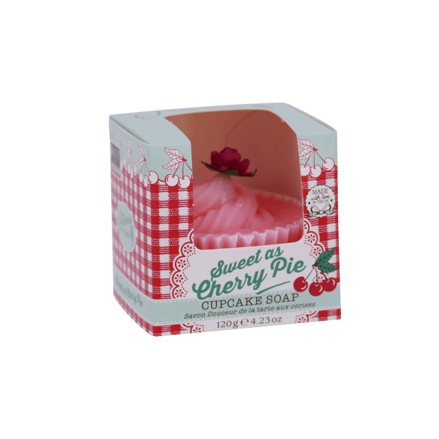 Patisserie Cupcake Soap