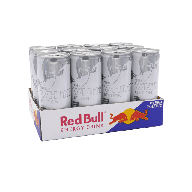 Red Bull White Edition Cocos Tray