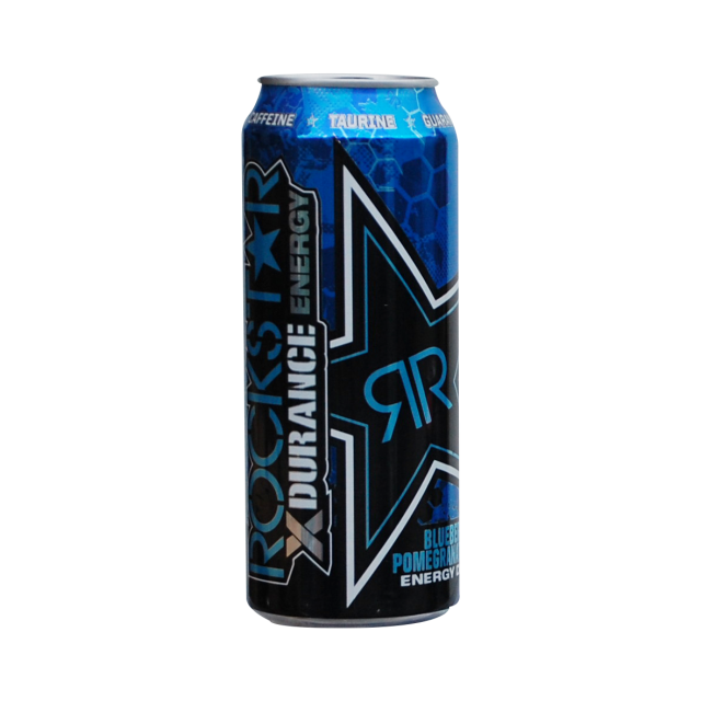 Rockstar Xdurance Blueberry Pomegranate