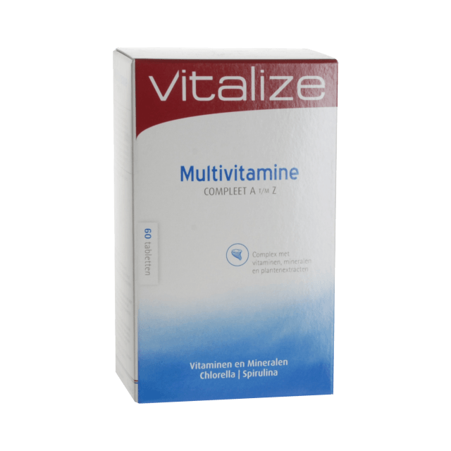 Vitalize Multivitamine Compleet A t/m Z