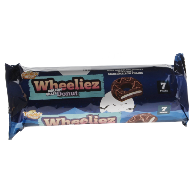 Wheeliez Mallow Filled Donuts
